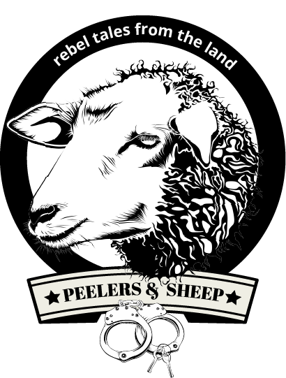 Peelers and Sheep
